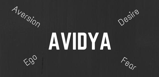 Avidya – The Anti-Knowledge