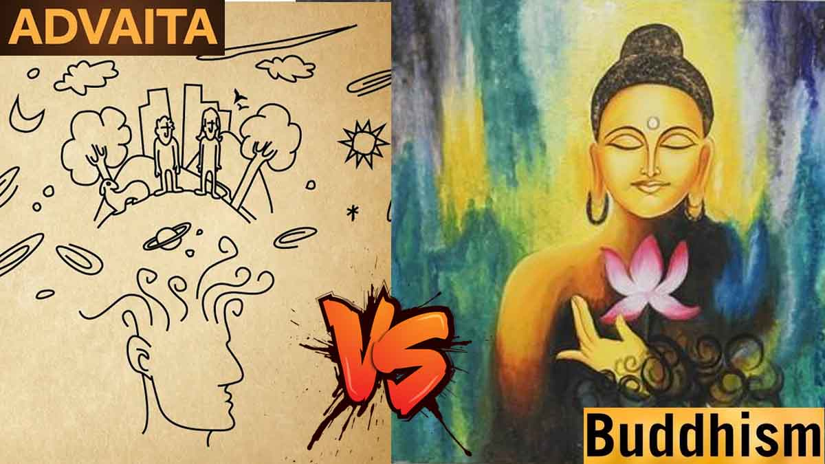 Was Sri Buddha An Advaitin ?